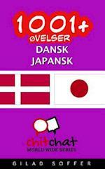1001+ Ovelser Dansk - Japansk