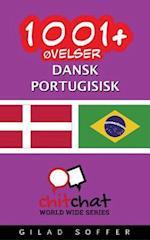 1001+ Ovelser Dansk - Portugisisk