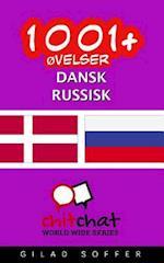 1001+ Ovelser Dansk - Russisk
