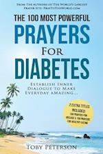 Prayer the 100 Most Powerful Prayers for Diabetes 2 Amazing Books Included to Pray for Disease & Healthy Eating