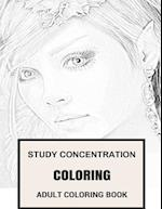 Study Concentration Coloring