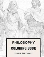 Philosophy Coloring Book