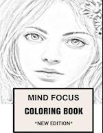 Mind Focus Coloring Book