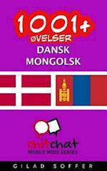 1001+ Ovelser Dansk - Mongolsk