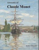 Artworks of Claude Monet
