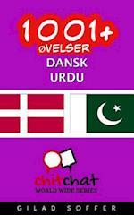 1001+ Ovelser Dansk - Urdu