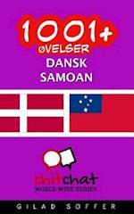 1001+ Ovelser Dansk - Samoan