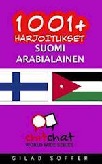 1001+ Harjoitukset Suomi - Arabialainen