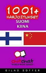 1001+ Harjoitukset Suomi - Kiina