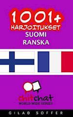 1001+ Harjoitukset Suomi - Ranska