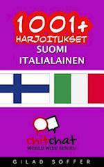 1001+ Harjoitukset Suomi - Italialainen
