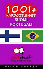 1001+ Harjoitukset Suomi - Portugali