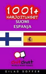 1001+ Harjoitukset Suomi - Espanja