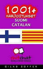 1001+ Harjoitukset Suomi - Catalan