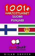 1001+ Harjoitukset Suomi - Punjabi