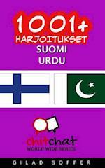 1001+ Harjoitukset Suomi - Urdu