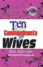 10 Commandments for Wives