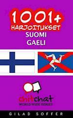 1001+ Harjoitukset Suomi - Gaeli
