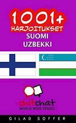 1001+ Harjoitukset Suomi - Uzbekki