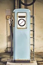 Retro Gas Pump Journal