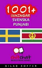 1001+ Ovningar Svenska - Punjabi