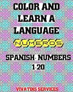 Color and Learn a Language