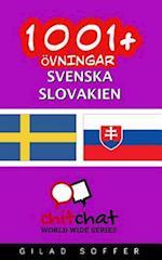 1001+ Ovningar Svenska - Slovakien