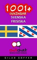 1001+ Ovningar Svenska - Frisiska