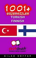 1001+ Exercises Turkish - Finnish