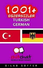 1001+ Exercises Turkish - German