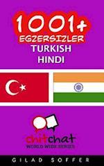 1001+ Exercises Turkish - Hindi