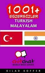 1001+ Exercises Turkish - Malayalam
