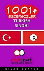 1001+ Exercises Turkish - Sindhi