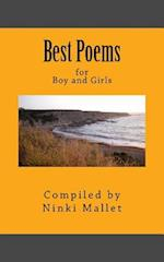 Best Poems for Boys and Girls