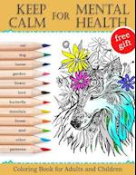 Keep Calm for Mental Health