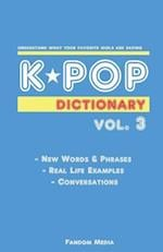 Kpop Dictionary Vol. 3