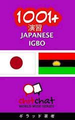 1001+ Exercises Japanese - Igbo