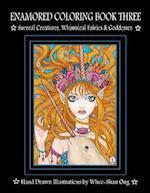 Enamored Coloring Book Three
