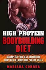 High Protein Bodybuilding Diet