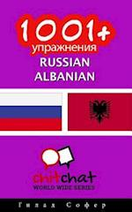 1001+ Exercises Russian - Albanian