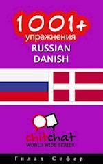 1001+ Exercises Russian - Danish