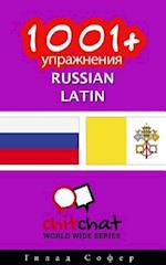 1001+ Exercises Russian - Latin