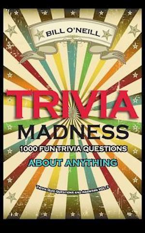 Trivia Madness 3 af Bill O'neill