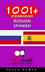 1001+ Exercises Russian - Spanish
