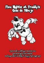 Five Nights at Freddy's Guia de Dibujo
