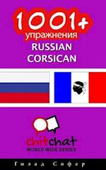 1001+ Exercises Russian - Corsican