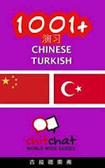 1001+ Exercises Chinese - Turkish