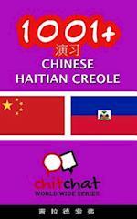 1001+ Exercises Chinese - Haitian Creole