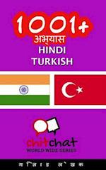 1001+ Exercises Hindi - Turkish