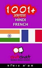 1001+ Exercises Hindi - French